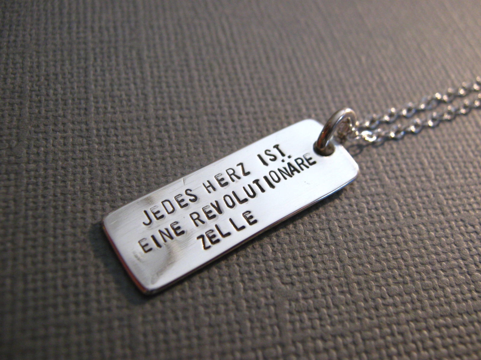 Quote necklace inspirational quote dog tag necklace quote necklace inspirational quote dog tag necklace personalized necklace personalized jewelry aloadofball Images